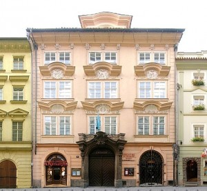 Pension Karlova